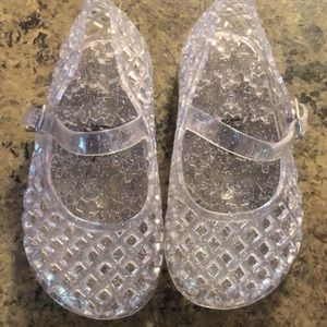 💙MUST BUNDLE💙 NWOT Old Navy clear jelly shoes